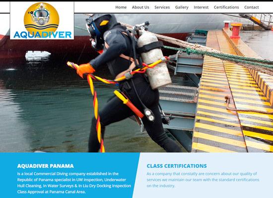 Aquadiver Panamá